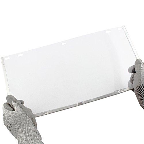 ske Schlagzähigkeit Sicherheit Schutz Des Gesichtskopfes Spritzschutz/Ölschutz Schutz Gesichtsschutz,Facescreen (Kettensäge Maske)