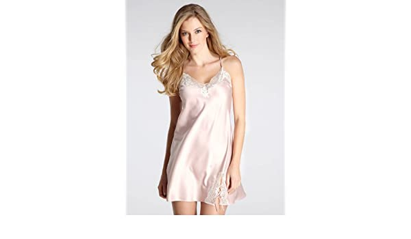 13f0d949def La Senza Scarlet Chemise Pink Chemise - Size  18 - Color  PINK   Amazon.co.uk  Clothing
