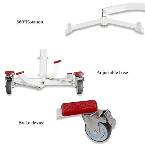 41xxK ddysL - YXP Elevación hidráulica Personal del Cuerpo del Paciente, con Eslinga de Malla de Cuerpo Completo Medio, para Personas discapacitadas de Edad Avanzada