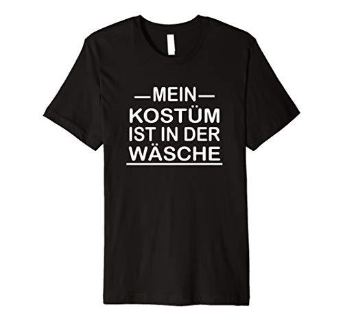 Der Wäsche Karneval Fasching T-Shirt ()
