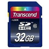 Transcend SDHC10 Premium 32GB Class 10 M...