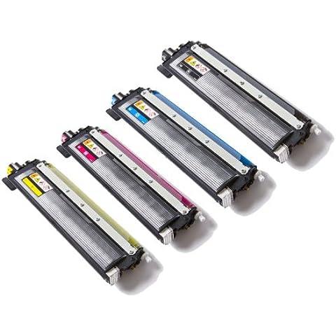Compatible TN241 TN245 cartuchos de tóner láser para Brother DCP-9020CDW HL-3140CW HL-3150CDW HL-3170CDW MFC-9140CDN MFC-9330CDW MFC-9340CDW