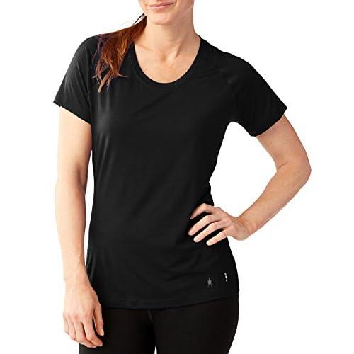 41xxLSrW80L. SS500  - Smartwool Women's Merino 150 Baselayer Short Sleeve Functional Shirt