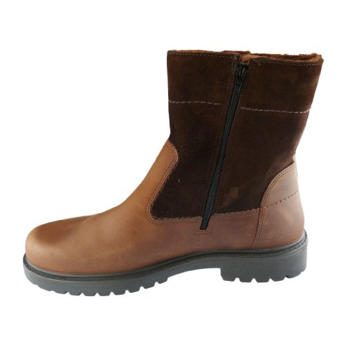 Jomos Alpina 456504-470-340 Herren Biker Boots Braun