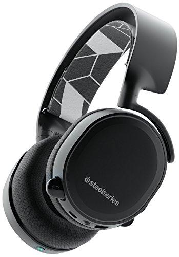 SteelSeries Arctis Bluetooth - cuffie da gioco - senza fili - tutta la piattaforma - PC / Mac / PlayStation 4 / Nintendo Switch / Android / iOS / VR