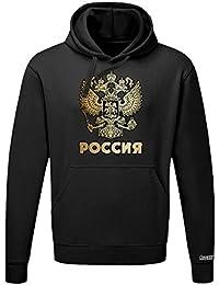 POCCNR - RUSSLAND RUSSIA - HERREN UND DAMEN HOODIE
