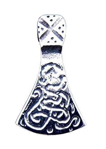 small-axe-blade-and-silver-necklace-larp-knights-odin-thors-hammer-pendant-viking-medieval