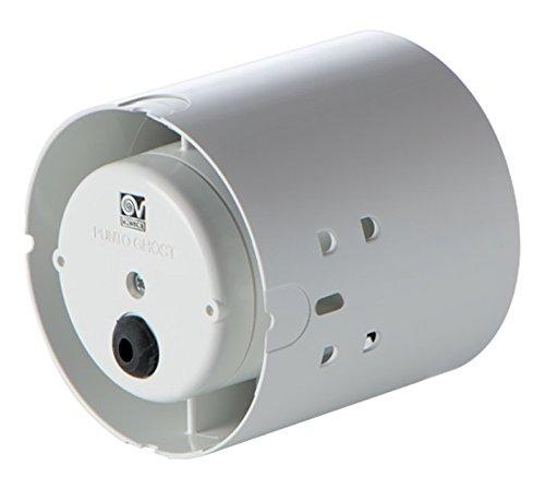 Vortice 11110 Aspiratore Elicoidale Punto Ghost Vortice per Condotti MG 90/3,5'