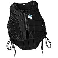 MagiDeal Caballo Chaleco de Seguridad Chaleco de Montar Ecuestre Protector de Cuerpo