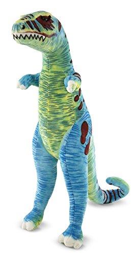 Melissa & Doug - Dinosaurio t-rex gigante de...