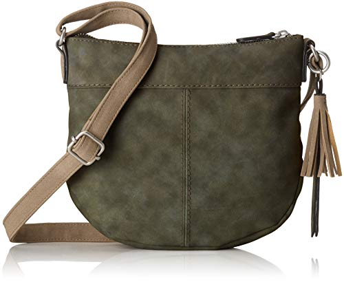 f9ee360a68 s.Oliver (Bags) 39.808.94.3897 - Borse a tracolla Donna, Verde