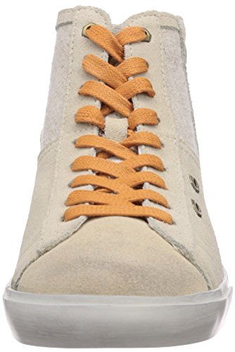 Timberland Glastenbury Sneaker FTW_EK Damen Hohe Sneakers Weiß (Off White)