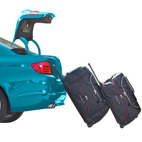 Adamot Höchstqualitative maßgeschneiderte 4 Taschen zum Kofferraum Asymmetrische Reisetasche