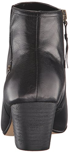Nine West Womens Hadriel Leather Boot Black