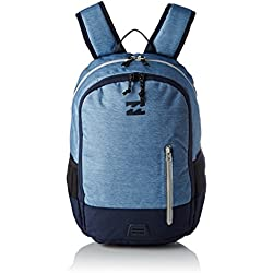 BILLABONG Command Lite Pack, Mochila para Hombre, Azul (Navy Heather), 1x1x1 cm (W x H x L)