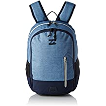 BILLABONG Command Lite Pack Mochila, Hombre, Azul (Navy Heather), 1x1x1 cm