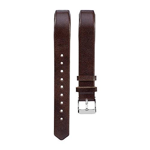 XIHAMA Cinturino per Fitbit Alta HR / Fitbit Alta, cinturino in pelle confortevole di ricambio per accessori sportivi