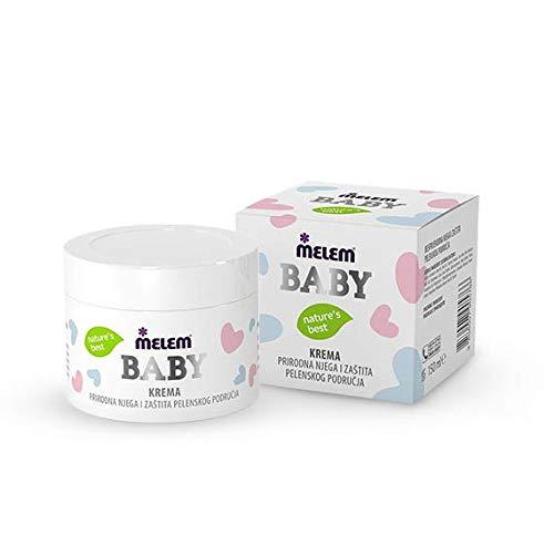 Melem Baby creme Naturpflege und Windelschutz 150 ml -