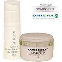 Omiera Labs Acdue Acne Scars Spots Treatment Cream (0.3 fl