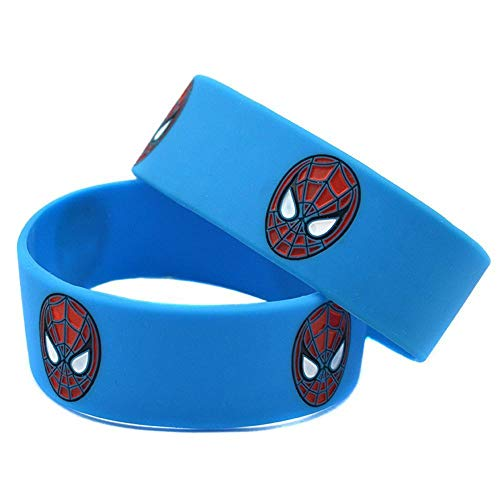 ime Film Spider Man Handschlaufe Kind Armband,Blue ()