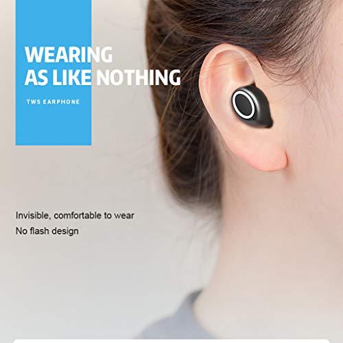 ALIKEEY Kabellose Kopfhörer Mini Twins Echte Sport Ohrhörer mit Bluetooth In Ear Stereon Ohrhörer für iPhone, iPad, Samsung, Huawei, xiaomi und mehr - 6