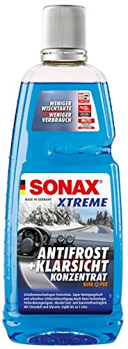 Price comparison product image SONAX NanoPro Xtreme 02323000 Anti-Freeze and Anti-Mist Concentrate 1 L