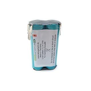 Li-Ion Ersatz-Akku 7,2V 2000mAh für Gardena ACCU 80 Accu80 Grasschere Rasenkantenschere Strauchschere