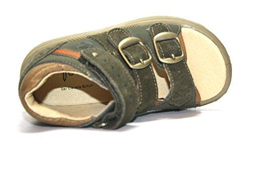 Jela - Chaussures Enfants été Sandales Vert (armée/moutarde) Vert (armée/moutarde)