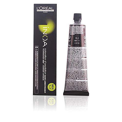L\'Oréal Professionnel Inoa 10,1 platinblond asch, 60 ml