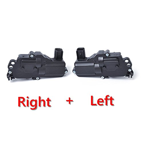 ETbotu Vorne Links & Rechts Power Tür Lock Motoren Actuator Kombination 6l2z78218 a43aa 6l2z78218 a42aa für Ford -