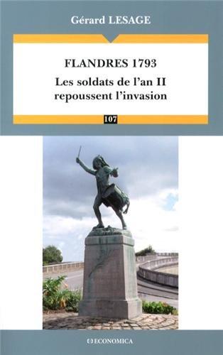 Flandres 1793 - Les soldats de l'an II repoussent l'invasion