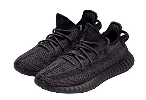 adidas Yeezy Boost 350 V2 Sneaker (EU 40 2/3, Black/Black/Black)