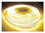 5320 Lumen 10m Led Streifen 1200 LED warmweiß 24Volt Pro-Serie ohne Netzteil von AS-S