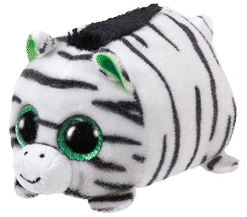 """Teeny Ty Zebra - Zilla - 10cm 4"""""""