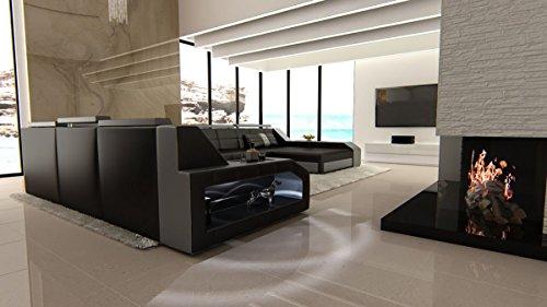 Interni Casa Grigio : Sofa dreams xxl interni casa matera xxl grigio nero