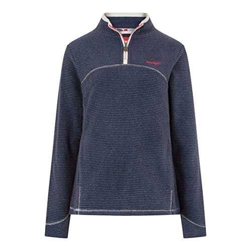 41xxb1qEY5L. SS500  - Weird Fish Chrystal 1/4 Zip Stripe Fleece