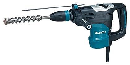 Makita HR4003C Chipper golpeador Alambre eléctrico 1100W SDS-MAX, 1.1 W, Negro, Verde