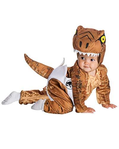 Horror-Shop Jurassic World Lizenz-Kostüm für Babys Baby (Park Kostüme Jurassic)