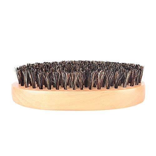 Doitsa-Cepillo barba hombre cepillo flor Pure