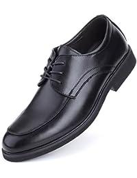 Marino Avenue Herren Derby-Schuhe - Leder - Klassisch & Elegant