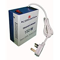 KODAMA Transformer 220V to 110V Power Converter 150 Watt KOT150W