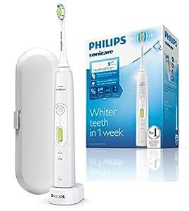 Philips Sonicare HX8911/02 HealthyWhite + Spazzolino Elettrico con Tecnologia Sonicare
