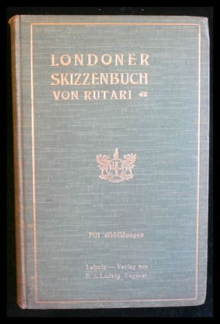 Londoner Skizzenbuch