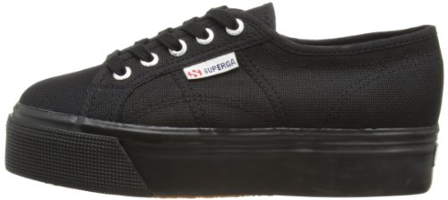 Nero 38 EU Superga 2790Acotw Linea Up And Down Sneaker Donna 996 5 qro