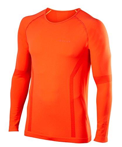 FALKE Herren Underwear Warm Longsleeved Shirt Comfort Men Sportunterwäsche Wildfire