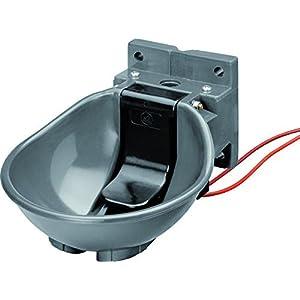 Tränkebecken SB 2 H / 230 V, grau, 33 W, Lister, Heizkabel verhindert einfrieren