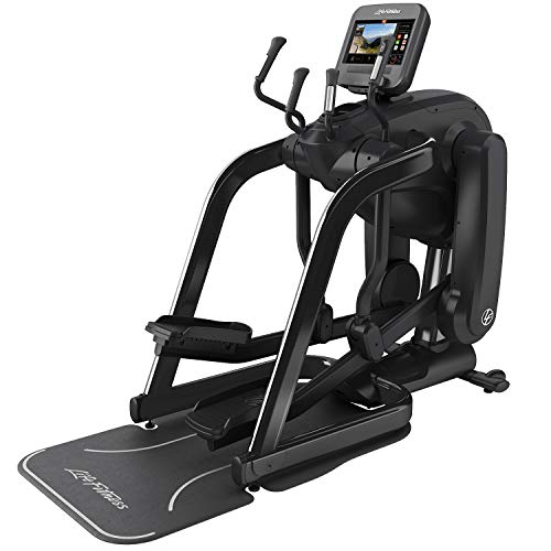 Life Fitness Elevation Series FlexStrider with SE3HD Console - Black Onyx