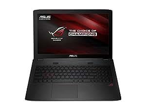 """[Ancien Modèle] Asus ROG G552VW-DM475T PC portable Gamer 15.6"""" Full HD Gris (Intel Core i7, 8 Go de RAM, Disque dur 1 To + SSD 128 Go, Nvidia GeForce GTX 960M, Windows 10)"""