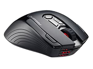 CM Storm Inferno - Twin Laser MMO Gaming Mouse with MacroPro Key for Automated Commands