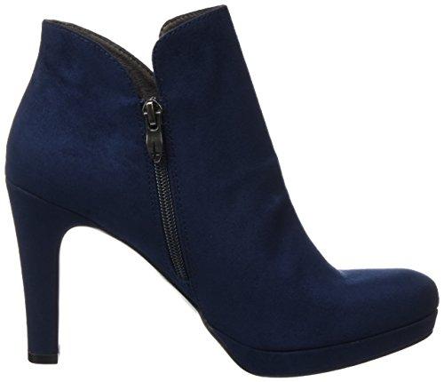 Tamaris 25316, Bottes Classiques Femme Bleu (Ocean 803)